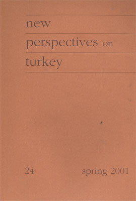 New Perspectives On Turkey No: 24