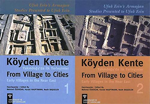 Köyden Kente Yakındoğu'da İlk Yerleşimler - 2 Kitap Takım