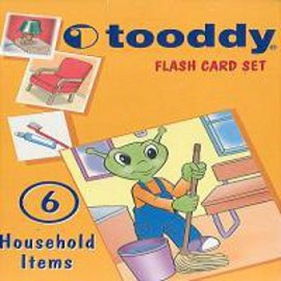 Flash Card Set: 6 (Household Items / Ev Aletleri ve Gereçler)