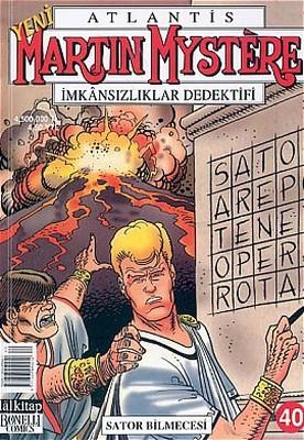 Atlantis Yeni Seri Sayı: 40