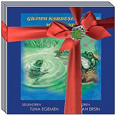 Masal Paketi (4 CD)