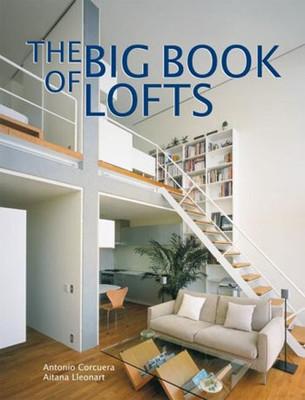 Big Book Of Lofts (Ciltli)
