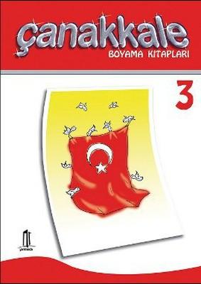 Çanakkale Boyama Kitapları 3