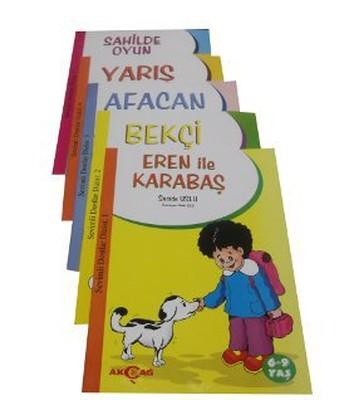 Sevimli Dostlar Dizisi 5 Kitap Takım