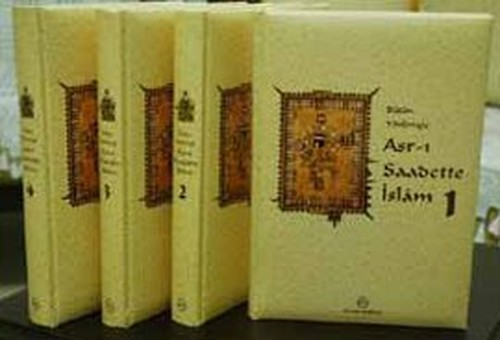 Bütün Yönleriyle Asr-ı Saadette İslam (4 Kitap Takım)
