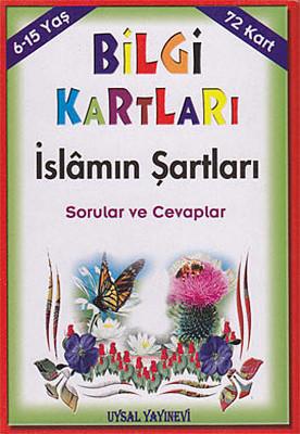 Bilgi Kartları - İslamın Şartları Sorular ve Cevaplar