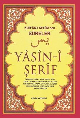 Kur'an-ı Kerim'den Sureler Yasin-i Şerif (Cep Boy)