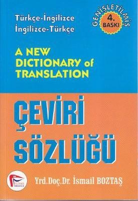 A New Dictionary of Translation - Çeviri Sözlüğü