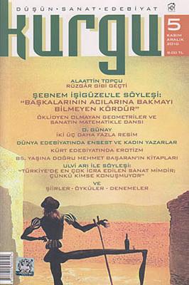 Kurgu Düşün - Sanat - Edebiyat Dergisi Sayı: 5