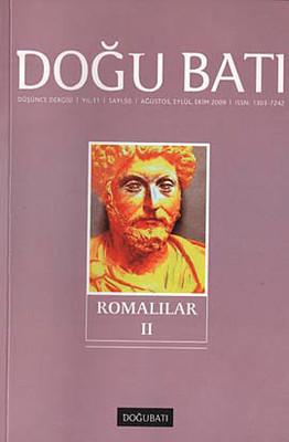 Doğu Batı Düşünce Dergisi Sayı: 50 - Romalılar 2