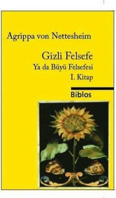 Gizli Felsefe Ya da Büyü Felsefesi 1.Kitap