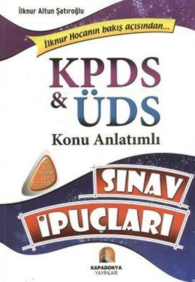 KPDS - ÜDS Konu Anlatımlı Sınav İpuçları