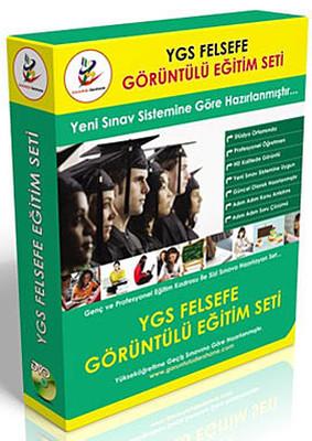 YGS Felsefe Görüntülü DVD Seti (9 DVD)