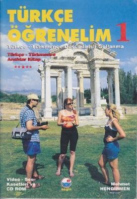 Türkçe Öğrenelim 1 Türkçe - Türkmence