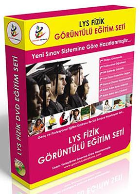 LYS Fizik Görüntülü DVD Seti (8 DVD)