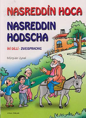 Nasreddin Hoca-Nasreddin Hodscha-Almanca Türkçe