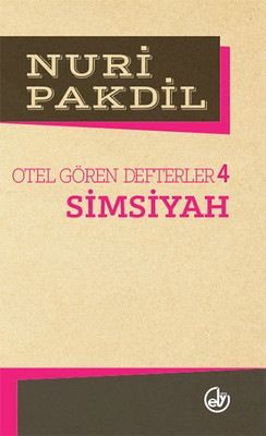 Otel Gören Defterler 4: Simsiyah