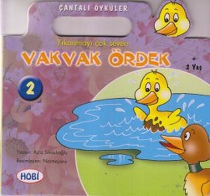 Yıkanmayı Çok Seven Vakvak Ördek