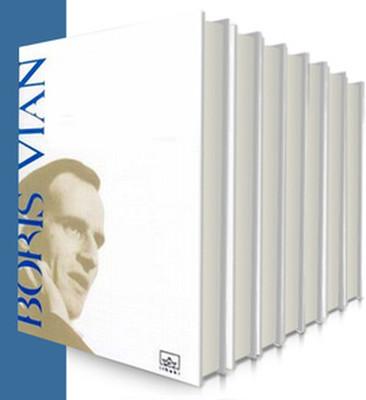 Boris Vian Seti (6 Kitap Takım)