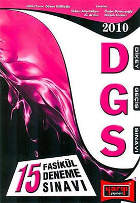 DGS 15 Fasikül Denem Sınavı