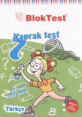 Türkçe Yaprak Test 7. Sınıf