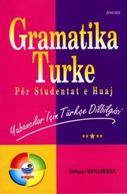 Gramatika Turke (Arnavutça)
