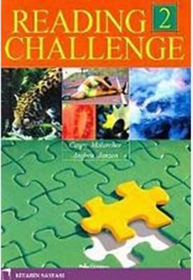 Reading Challenge 2 + CD