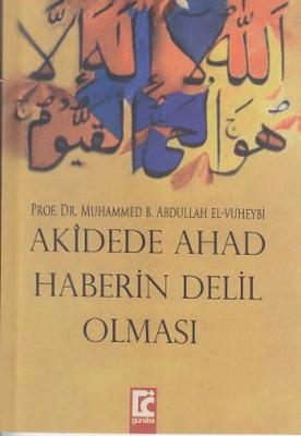 Akidede Ahad
