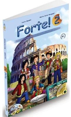 Forte 2 +CD (İtalyanca Temel-Üst Seviye 7-11 Yaş)