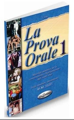 La Prova Orale 1 (İtalyanca Temel Seviye Konuşma)