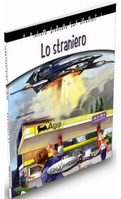 Lo Straniero + CD - İtalyanca Okuma Kitabı Orta Seviye (A2-B1)