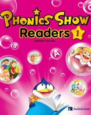 Phonics Show Readers 1 + CD
