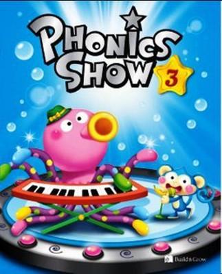 Phonics Show 3 + 2 Hybride CDs