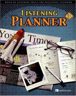 Listening Planner 3 with Workbook