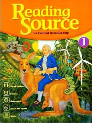 Reading Source 1 with Workbook + CD