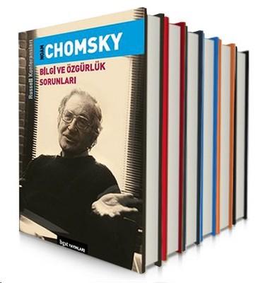 Noam Chomsky Seti (6 Kitap Takım)