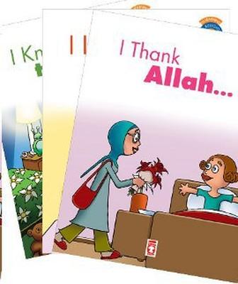 Dinimi Öğreniyorum (İngilizce - 10 Kitap Takım)