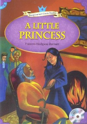 A Little Princess + MP3 CD (YLCR-Level 4)