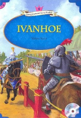 Ivanhoe + MP3 CD (YLCR-Level 6)