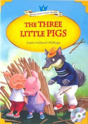 The Three Little Pigs + MP3 CD (YLCR-Level 1)