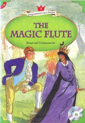 The Magic Flute + MP3 CD (YLCR-Level 5)