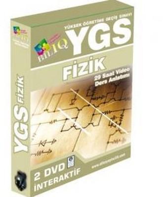 BİL IQ YGS Fizik Hazırlık İnteraktif DVD Seti (2 DVD)