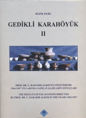 Gedikli Karahöyük 2