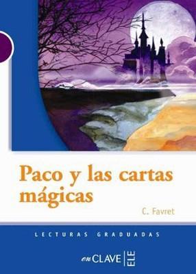 Paco y Las Cartas Mágicas (LG Nivel-1) İspanyolca Okuma Kitabı