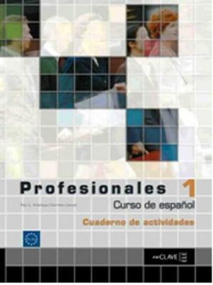 Profesionales 1 Cuaderno de Actividades (Etkinlik Kitabı+CD) İspanyolca Temel ve Orta-alt Seviye