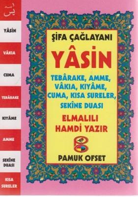 Şifa Çağlayanı Yasin, Tebareke, Amme, Vakıa, Kıyame, Cuma, Kısa Sureler, Sekine Duası (Yas-124/P11)