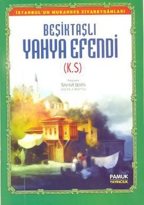 Beşiktaşlı Yahya Efendi (Evliya-010/P13)