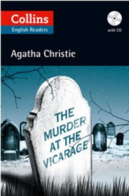 The Murder at the Vicarage + CD (Agatha Christie Readers)