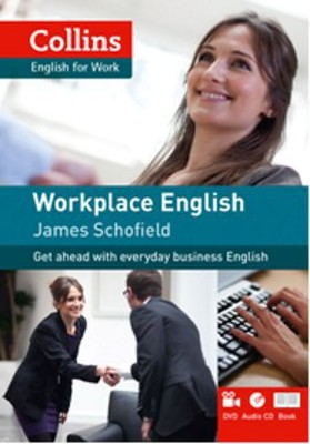 Collins Workplace English with CD-DVD