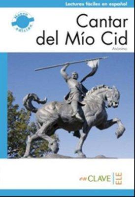 Cantar del Mio Cid (LFEE Nivel-2) B1 İspanyolca Okuma Kitabı